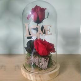 Forever Rose διπλό,...