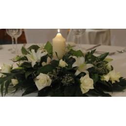 Σύνθεση για Τραπέζι Με Κερί