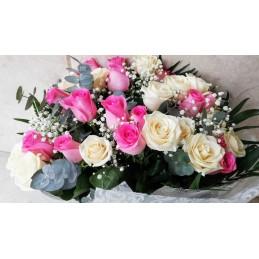 Yuvar-Pink Roses