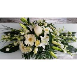 Arrangement for Orchid Table